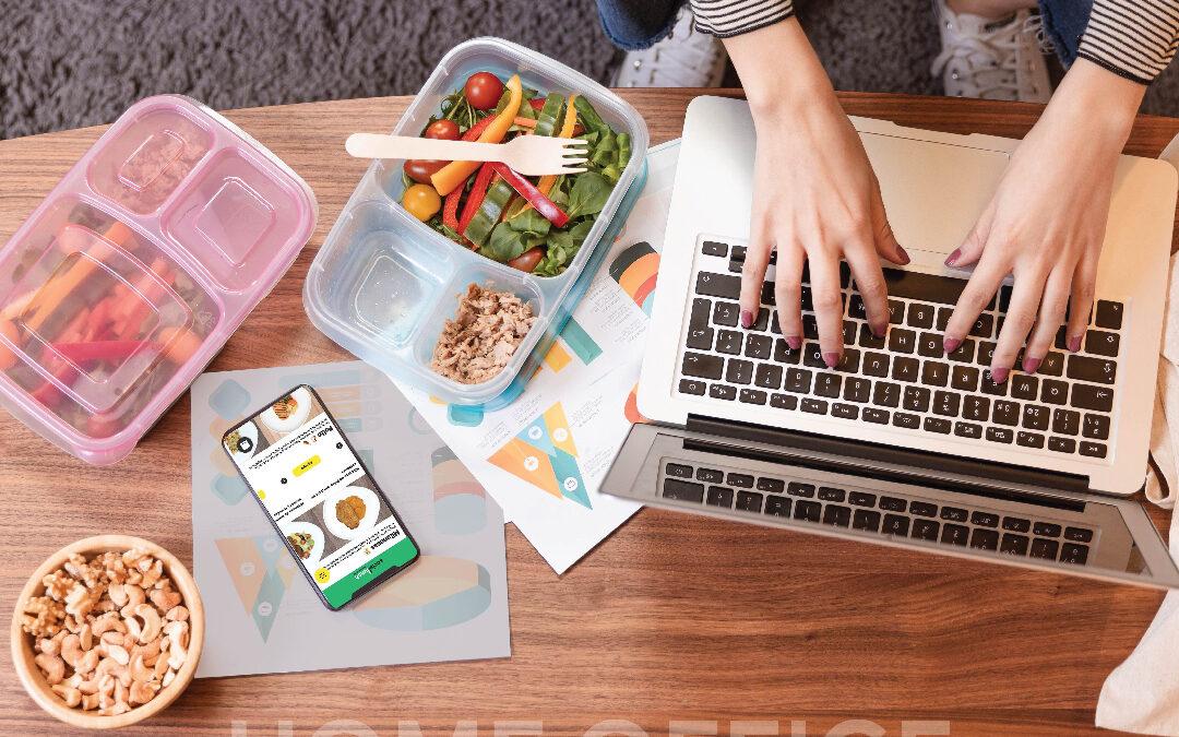 Givaudan, líder mundial en sabor, bienestar y fragancias elige nuestra comida para sus empleados.